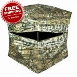 Primos Double Bull SurroundView Double Wide Ground Blind