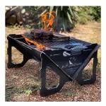 All Seasons EZ Fire Pit - Black
