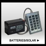 Batteries/Solar