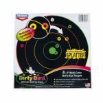 "Birchwood Casey Dirty Bird Bull's-Eye Tagboard 8"" Bullseye - 8 Pack"