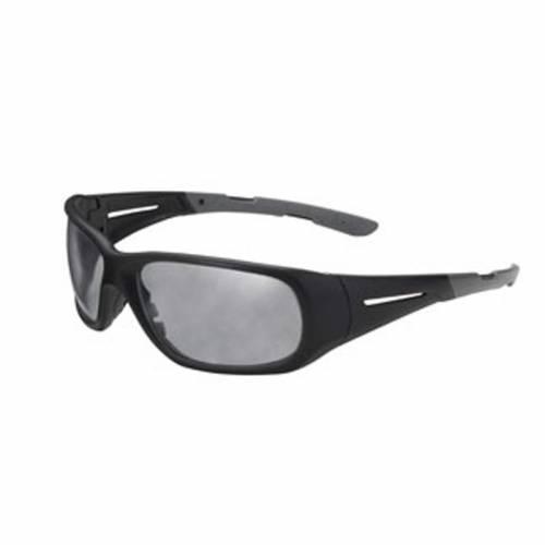 Champion Full Frame Ballistic Shooting Glasses - Black Matte