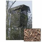 Camo Unlimited Spec. Ultra-Lite Netting - 7ft 10in x 19ft 8in - MAX-4 HD