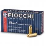 Fiocchi .25 ACP FMJ 50GR - 50 per Box