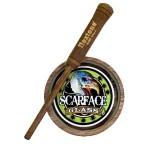 Flextone Untouchables Series  Scarface Glass Turkey Pot Call