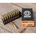 Gemtech .300 Blackout 208gr Subsonic Polymer Tip Ammo - 20 Rounds
