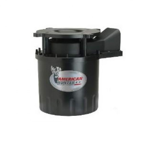 American Hunter Directional Fish Feeder Kit with Digital Timer and ...