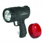 Cyclops Thor X Sirius 9 Watt Rechargeable Hand Held Spotlight