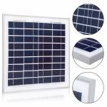 HCO Spartan 15w Solar Panel for HCO Battery Box