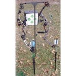 HME Archer's Practice Hanger - Ground Stake
