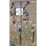 HME Archer's Practice Hanger - Ground Stake