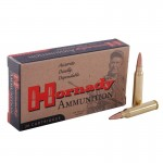 Hornady 8026 Match .223 Remington/5.56 Nato BTHP/Match 75 GR 20Box
