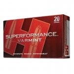 Hornady .243 Win V-Max Superformance Varmint 75gr. - 20 Rounds