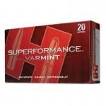 Hornady .243 Win V-Max Superformance Varmint 75gr. - 20 Rounds