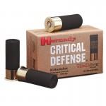 Hornady Critical Defense 12ga 2.75in 00 Buck Shot - 10 Rounds