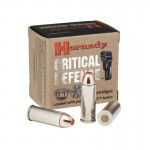 Hornady Critical Defense .380 ACP Flex Tip Expanding 90gr. - 25 Rounds