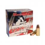 Hornady American Gunner XTP 9mm Luger +P 115gr - 25 Rounds