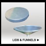 Lids & Funnels