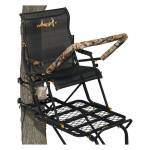 Muddy The Boss Hawg 1.5 Ladder Stand - 17 feet tall