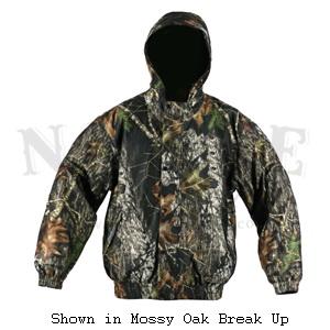 Whitewater Drencher Rain Jacket - Mossy Oak Break Up Infinity