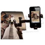 S4 Gear Jack Knife Tubular Mount Smart Phone Holder