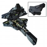 Plano Manta Crossbow Case - Black