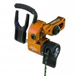 QAD Ultra Rest HDX - Orange Right Handed