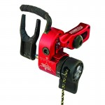 QAD Ultra Rest HDX - Red Right Handed