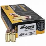 Sig Sauer Elite FMJ .357 Sig 124gr - 50 Rounds