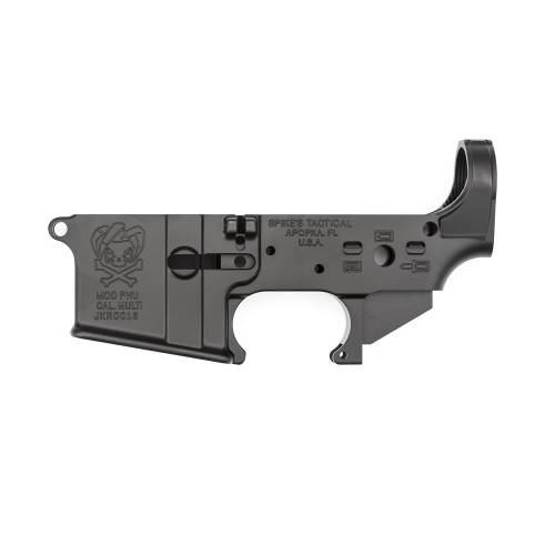 Spikes Tactical Phu Joker Stripped Lower Receiver Ar 15