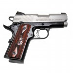 Springfield Armory 1911 EMP 40 S&W 3in 8+1 Cocobolo Wood Grip