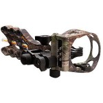 TruGlo Game Changer 5 Pin Bow Sight with Light