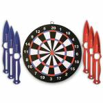 Smith & Wesson Throwing Knife Set with Target