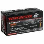 Winchester 17 Win Super Mag 25 20gr Varmint HV